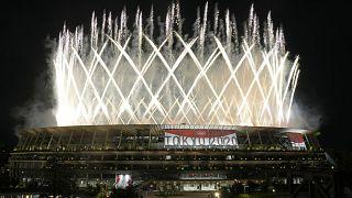 حفل الافتتاح لدورة الألعاب الأولمبية الصيفية 2020 في طوكيو ـ اليابان. الجمعة 23 يوليو 2021