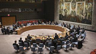مجلس الأمن الدولي خلال جلسة خصصت لليمن (أرشيف)