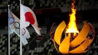 Música e muita cor na abertura Jogos Olímpicos de Tóquio 2020