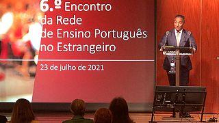 João Ribeiro de Almeida, presidente Camões - Instituto da Cooperação e da Língua