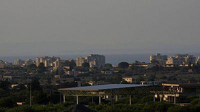 The former tourist town of Varosha has stood empty since the 1974 Turkish invasion that split Cyprus