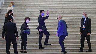 G20 Çevre Bakanları İtalya'nın Napoli kentinde toplandı