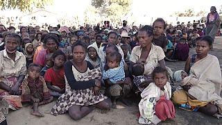 Tausende Menschen fliehen vor Dürrekatastrophe auf Madagaskar