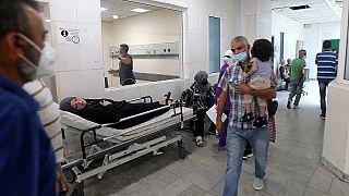 Krankenhaus in Beirut