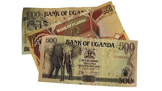 اسکناسهای بانک اوگاندا