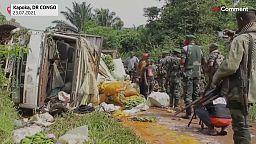 Congo, imboscata dell'ADF causa 16 morti