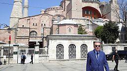 Ελλάδα - Διπλωματικές πηγές: Η Τουρκία έχει πάρει διαζύγιο με τη διεθνή νομιμότητα