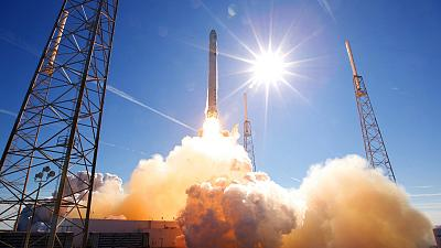 Elon Musk's SpaceX won the contract to launch NASA's mission to Jupiter's moon Europa.