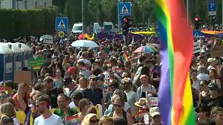 Marcha do Orgulho de Budapeste volta às ruas