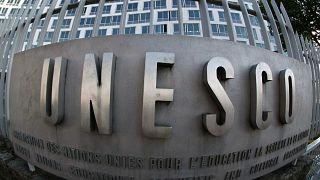 مقر منظمة الأمم المتحدة للتربية والعلم والثقافة (اليونسكو) في باريس، 18 سبتمبر 2009