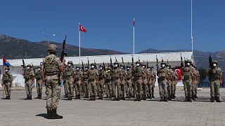 TSK askerleri