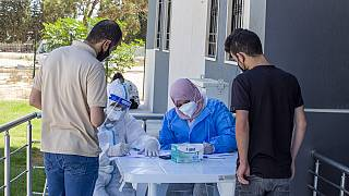 Libya launches largest vaccination centre