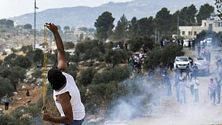 Westjordanland: Ein Toter bei Zusammenstößen