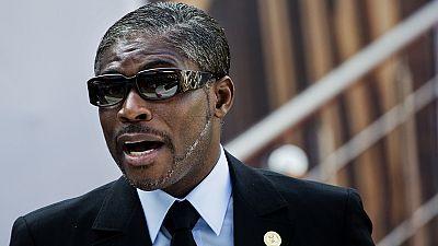 La Guinée équatoriale exige la levée des sanctions contre le fils du président