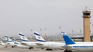 Ben Gurion Havalimanı, Tel Aviv