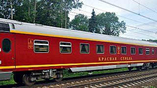 """Russland: Mit dem Zug """"Roter Pfeil"""" durch die Geschichte"""