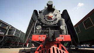 vasúti múzeum Moszkvában