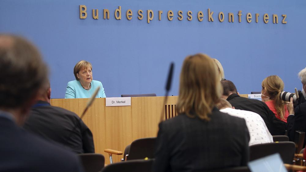 Image Germany mulls restrictions for unvaccinated people if COVID cases rise