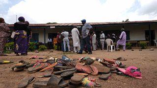 مدرسة بيتيل المعمدانية حيث اختطف التلاميذ، ولاية كادونا شمال غرب نيجيريا، 14 يوليو 2021