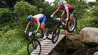 Mountain bike cross a Tokyo 2020