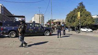 عکس آرشیوی از نیروهای امنیتی عراق