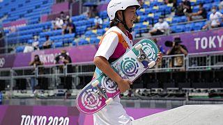 Tóquio 2020: Tem 13 anos e é ouro no Skate