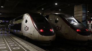 Франция: поезда отменены из-за обвала грунта вблизи Парижа