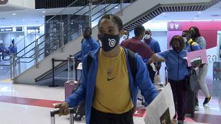 Guinean Olympic qualifiers finally arrive in Tokyo