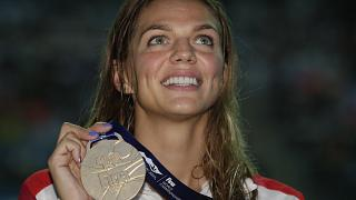 Юлия Ефимова - золотой призёр Чемпионата мира в Кванджу (Южная Корея) в июле 2019 г.