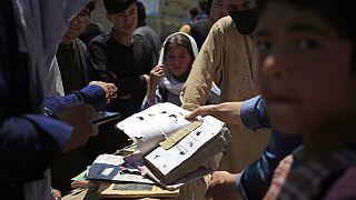 Se dispara un 47% el número de víctimas civiles en Afganistán