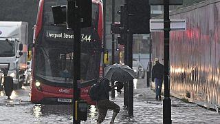 Londra sel baskını