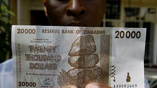 Which are the Africa's strongest currencies?