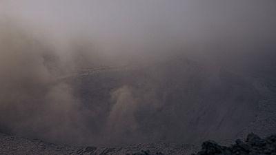 RDC : le volcan Nyiragongo crache des cendres, sans éruption