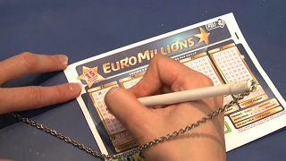 Le jeu Euromillions est l'une des stars de la Française des jeux