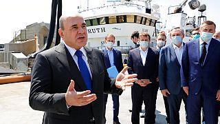 Rusia enoja a Japón al proponer crear una zona franca en las islas Kuriles