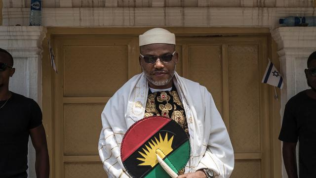 Nnamdi Kanu trial pushed to October 21 after he fails to appear in court