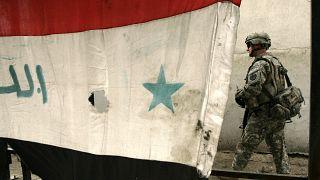 جندي أميركي في الموصل