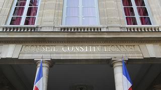 مقر المجلس الدستوري الفرنسي في باريس
