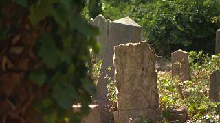 Еврейское кладбище в Будапеште