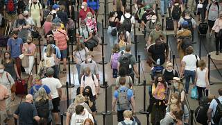 The EU failed to win reciprocity from the US to open American borders for European tourists.