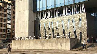 Palácio da Justiça, Astúrias, Espanha