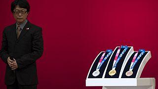 2020 Tokyo Olimpiyat Oyunları-madalyalar