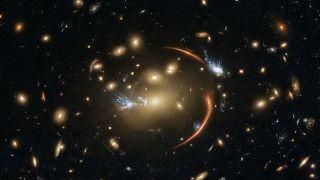 تصویر گرفته شده توسط تلسکوپ هابل