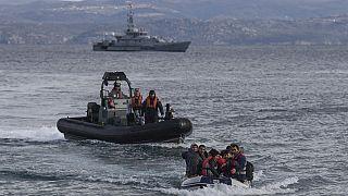 Судебный иск против погранслужбы ЕС от имени мигрантов