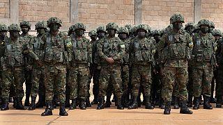 Mozambique : arrivée des militaires botswanais
