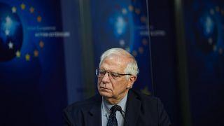 Avrupa Birliği Dış İlişkiler Yüksek Temsilcisi Josep Borrell