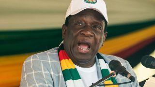 Zimbabwe's President Mnangagwa named in U.S. $500K fraud case