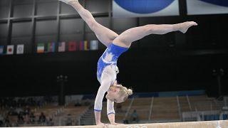 победа российских гимнасток