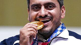 Olympiasieger Javad Foroughi aus Iran