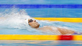 شناگر روس در المپیک توکیو
